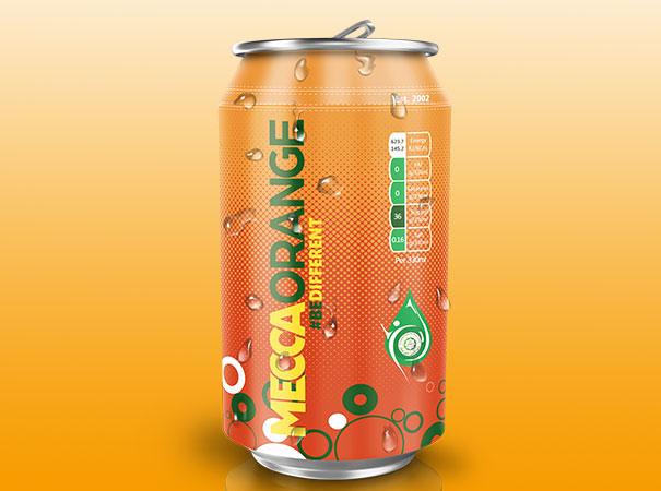 Mecca-Orange