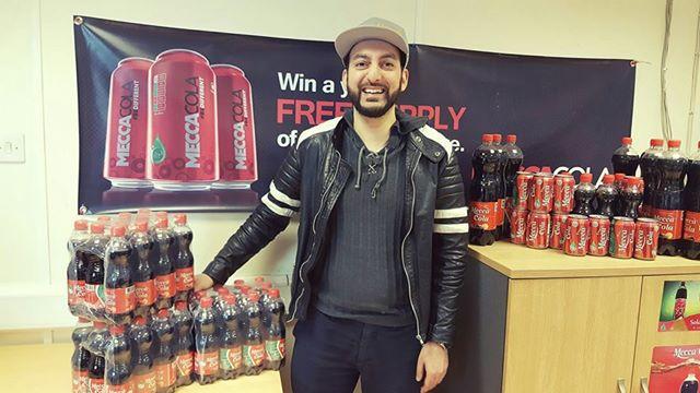 Mecca cola UK 3