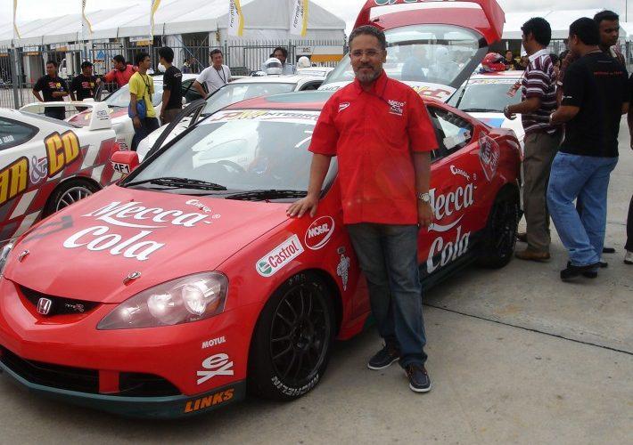 Mecca cola Rally